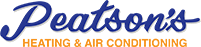 Peatson's Heating and Air Conditioning Ltd. logo