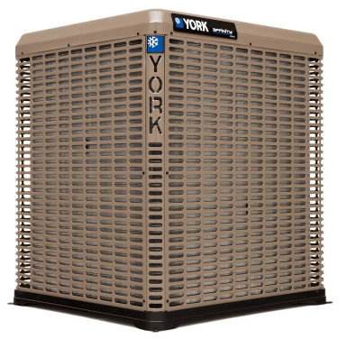 York outdoor air conditioning unit